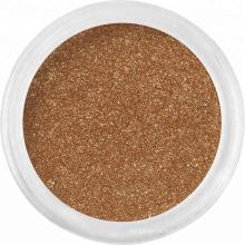 Pó de ouro de cobre / pigmento de tinta dourada bronzeando o pó de cobre