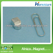 special shape permanent alnico magnets/ alnico5 magnets for sale
