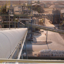 Ske Heavy Duty Coal Mining Belt Conveyor in Port and Wharf From China