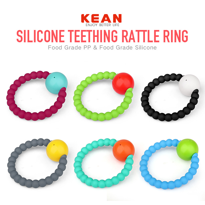 Chewable Food Grade Silicone Bangle