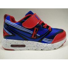 Zapatos deportivos de moda para niños con cojín de aire