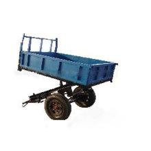 Reboque agrícola do caminhão basculante do trator do reboque da exploração agrícola da carga da maquinaria de 1,5 toneladas com CE