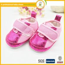 2015 nuevos moccasins de bebé de cuero recién nacidos suaves superventas de la nueva llegada de la manera de la llegada