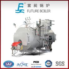 2016 Caldera de vapor caliente de la venta del aceite (gas) para las industrias del servicio de alimento Calderas