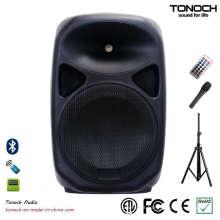 Qualidade estável 10 polegadas DJ Speaker plástico com preço competitivo