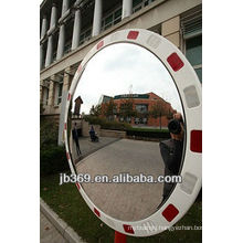 RAILWAY BACK SAFETY REFLECTIVE EDGE CONVEX MIRROR