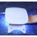 Новый дизайн портативный УФ светодиодная лампа для ногтей с 18W