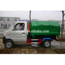 Müllwagen mit abnehmbarer Box
