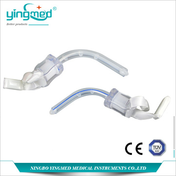 Disposable PVC Tracheostomy Tube tanpa manset