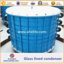 Type de plaque Glr Condenser / Glass Lined Condenser