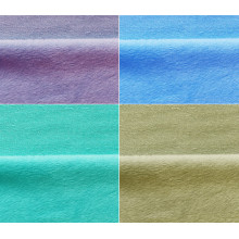 One Side Brushed Super Polyester Knit Towel