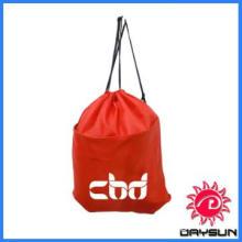 Cheap eco-friendly fabric drawstring bag
