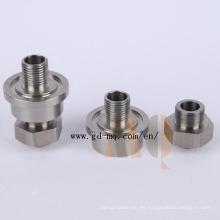 Servicios de torneado de roscas de acero inoxidable (MQ1041)