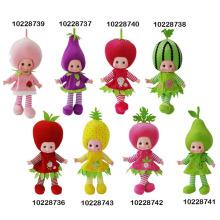 18 '' Honny Pfirsich Puppe Obst Stil Sound Control Puppe mit IC (10228739)