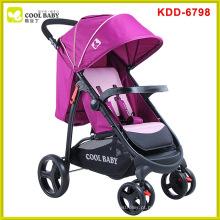 Hot Sales Europeu Padrão EN-1888: 2012 Fabricante NOVO Design CE Baby Stroller Pushchair