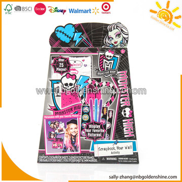 Monster High Scracth la tua attività a muro