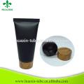 cosméticos negros grandes embalaje con tapa