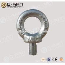 Ancre boulon M16/galvanisé acier DIN580 Eye boulon d'ancrage vis M16