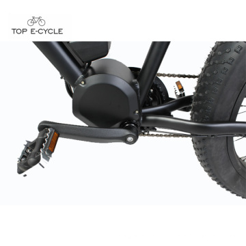 Auf Lager bafang BBS02 8FUN Mid-Drive-Motor-Kit für Ebike