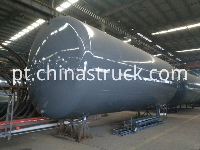 Plastic Lined Steel Storage Tank