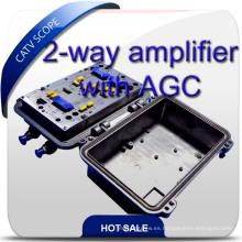 Amplificador de señal del amplificador de CATV