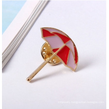 Red Umbrella Brooch Fashion Jewelry