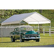 10x10' outdoor car canopy, UV protection