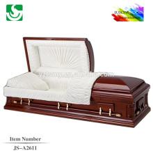 Luxury American style casket