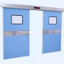 Porta de purificação hospitalar opcional multicolorida