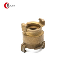 brass parts special hollow high tensile sleeve bolts