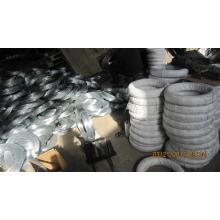 Arame galvanizado Scourer para lavar 0,13 mm