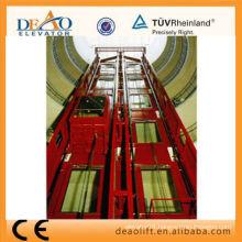 2013 nova Panoramic hydraulic elevator