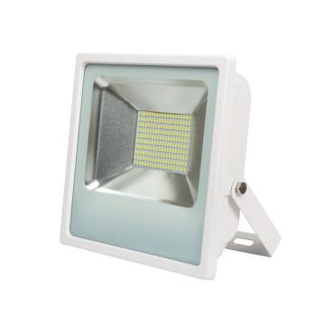 100W LED Flood Light 100lm / W pour stationnement Warehouse Garden Square