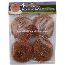 25G 4PK Медный шарик-сетчатый шар из нержавеющей стали Yiwu agent