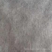 Interlining fusible não tecido da ligação média do ponto do peso