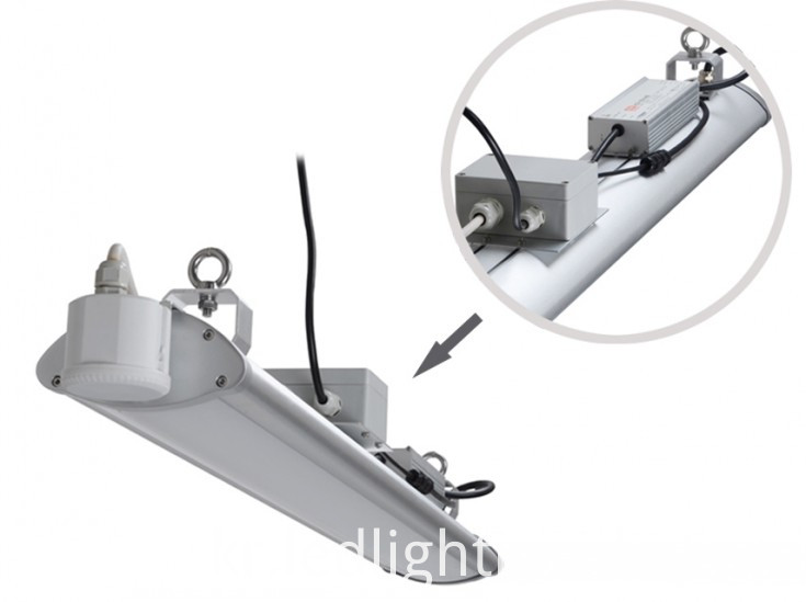 40W LED Linear Tri-Proof Light IP65 (2)
