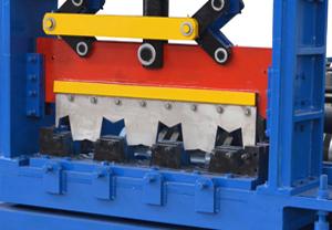 Shearing Mechanism