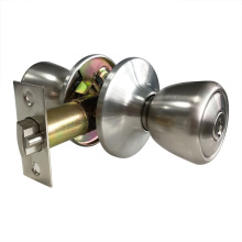 Spherical Lock with Turn Knob Cylindrical Door Lock