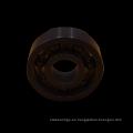 Rodamiento completo de cerámica de nitruro de silicio con rodamiento de 8x22x7 mm 608