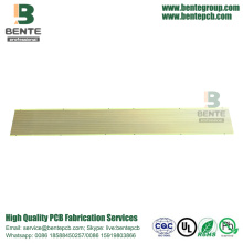 Long Strip 2 Camadas PCB FR4 Tg135 PCB Low Cost PCB ENIG
