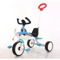 Triciclo de bebê para carrinho de bebê Triciclo de bebê para carrinho de tricô