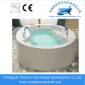 Modern round massage bathtubs