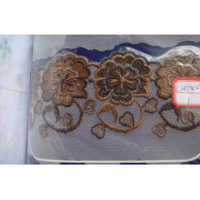 Polyester Embroidery Lace