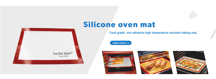 silicone oven mat