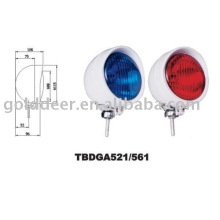 Polícia motocicleta Led indicador luminoso (TBDGA521/561)