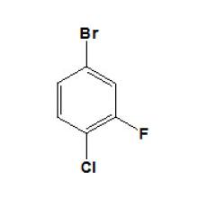 4 - Bromo - 1 - Cloro - 2 - Fluorobenceno Nº CAS 60811 - 18 - 9