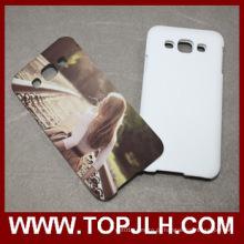 Caso de telefone em branco de sublimação de transferência de calor para Samsung Galaxy E5