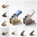 1 inch soft handle US type ratchet buckle