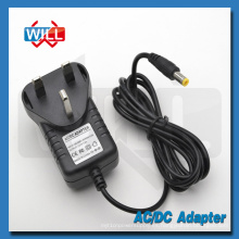 BS CE FC conmutador de pared 14.4v UK adaptador de corriente