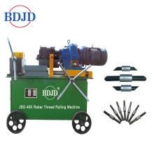 JBG-40K Fast Speed ​​Rebar Thread Rolling Machine